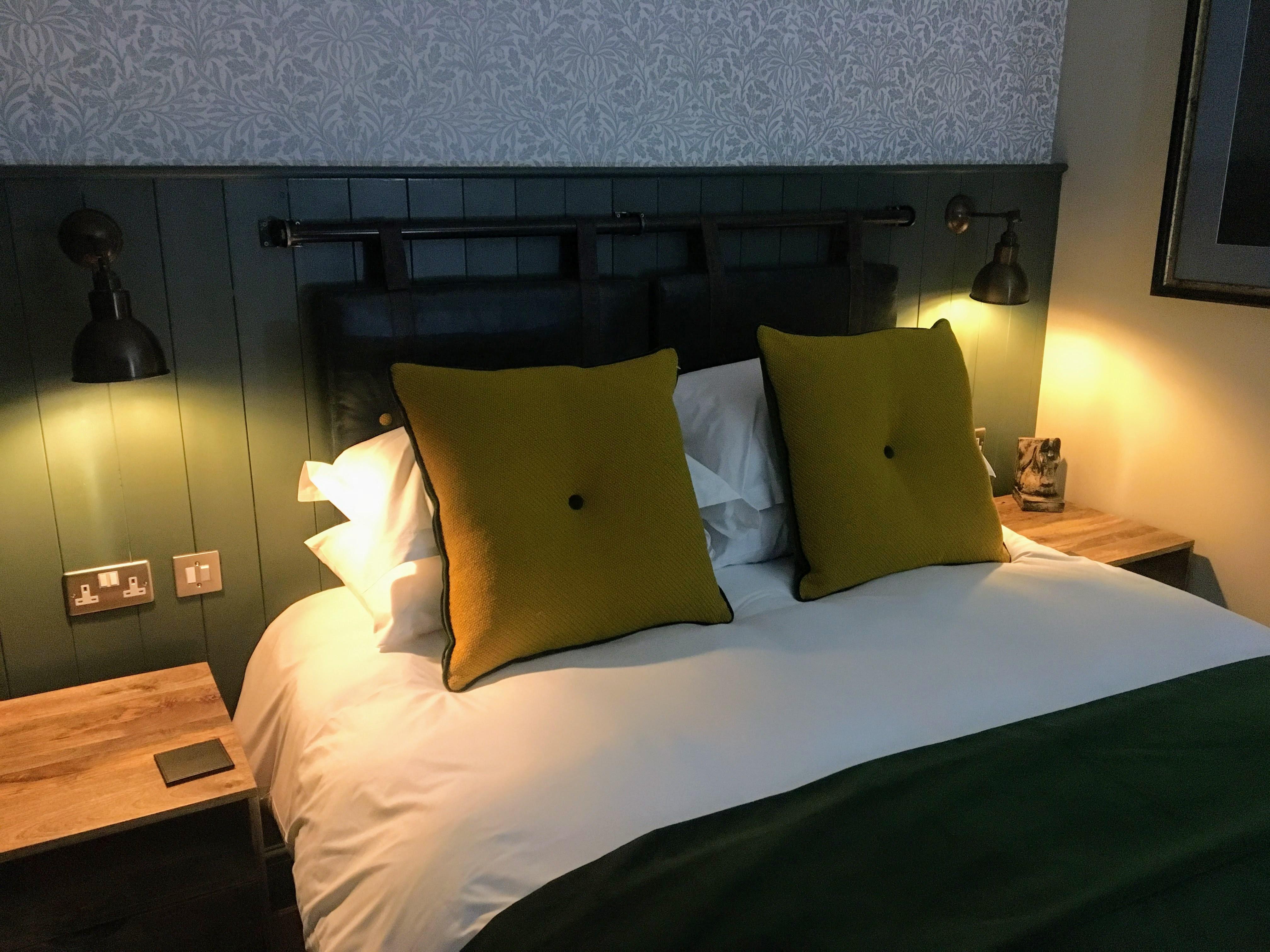 Green Dragon Inn Accommodation